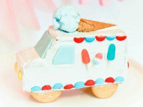 冰淇淋卡车DIY