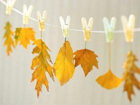 秋叶艺术DIY